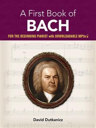 A First Book of Bach David Dutkanicz nodebog klaver