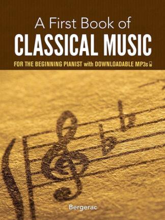 Nodebog til klaver A First Book of Classical Music