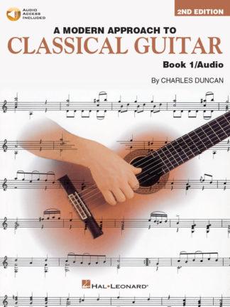 klassisk guitar nodebog