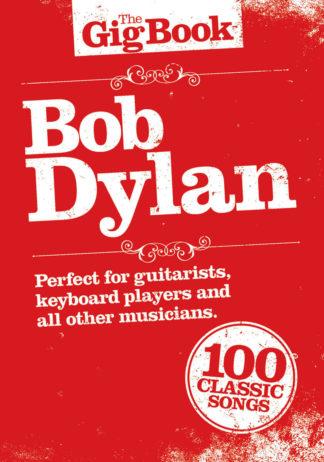 Sangbog med 100 bob dylan sange arrangeret for guitar