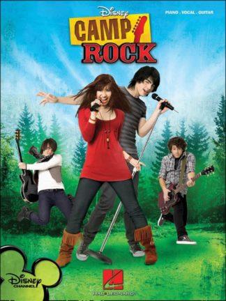 disneys Camp Rock 1 nodebog