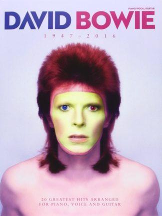 David Bowie nodebog