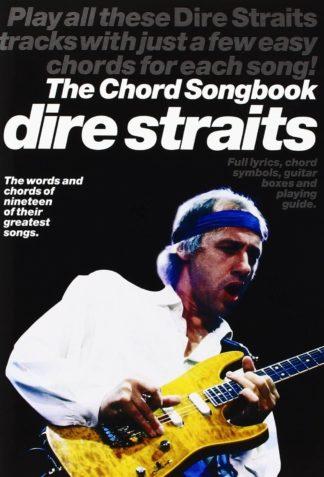 Guitarsangbog med sange fra Dire Straits og Mark Knofler