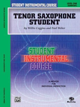 lærebog til tenorsaxofon