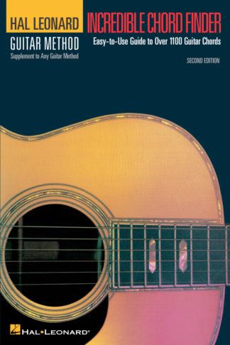 Akkordbog til guitar