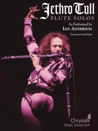 Nodebog med fløjtesoloer af Ian Anderson
