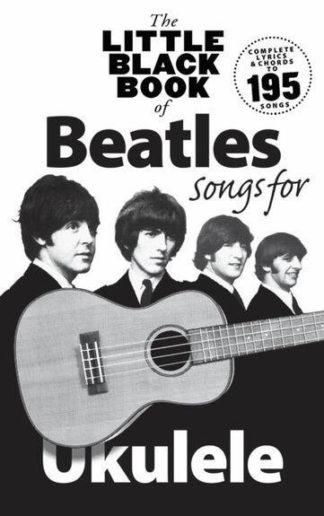 Ukulelesangbog med alle de bedste sange fra The Beatles