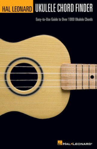 Bog med ukuleleakkorder