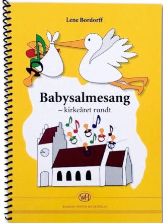 fagbog til babysalmesang i kirken