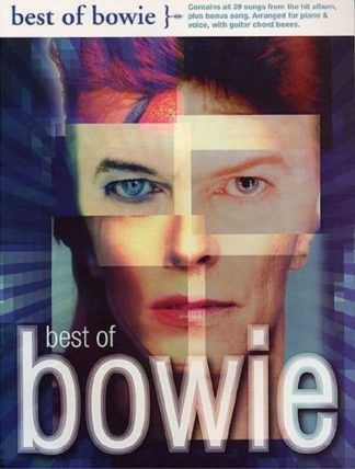 David Bowie nosebag