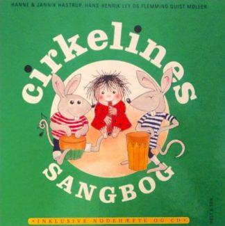 Cirkelines sangbog + cd