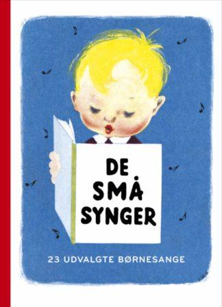 Den originale de små synger sangbog