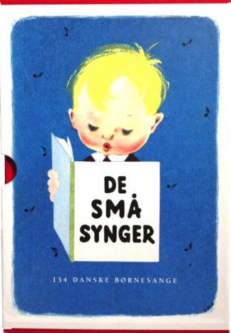 Stor luksusudgave af de små synger med 134 børnesange