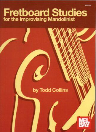 etuder og noder til mandolin