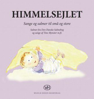 Himmelsejlet børnesangbog med medfølgende cd