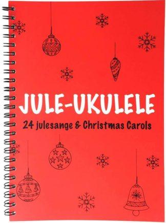 24 julesange til at spille på ukulele