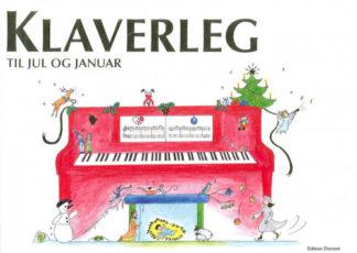klaverlærebog med julesange