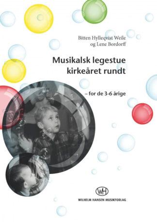 Musikbog til brug ved musikalsk legestue i kirken