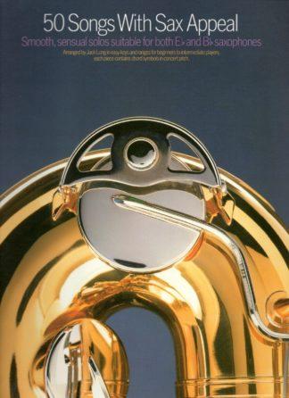 50 ballader til alt og tenor saxofon