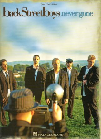 This songbook from the first Backstreet Boys release in nearly five years includes 11 songs.
