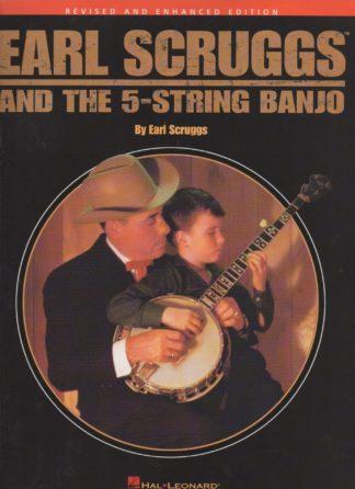 banjo lærebog 5 strengs banjo