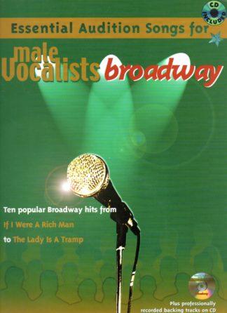 musical sange til mandlige sangere