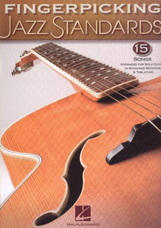 15 jazzklassikere for guitar