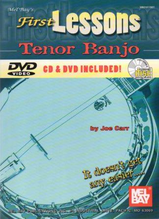 lærebog til tenorbanjo