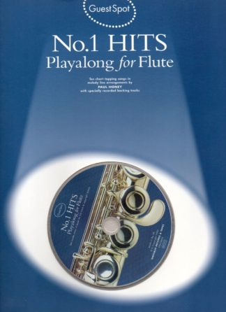 Guest Spot: No.1 Hits Playalong For Flute
