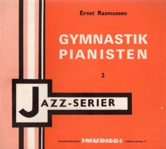 Nodebog med klaverakkompagnement til jazzgymnastik