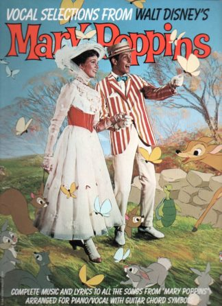 Mary Poppins - Vocal Selections PVG