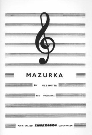 partitur til orkester
