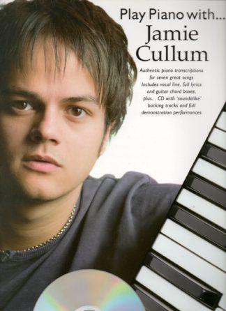 7 sange for klaver og guitar med Jamie Cullum