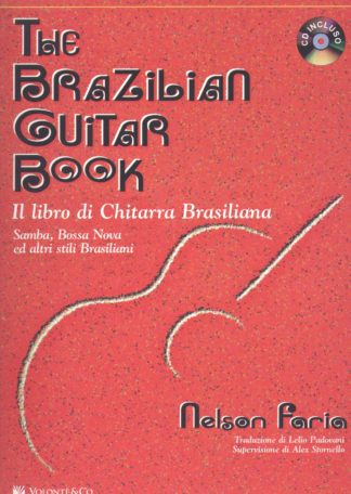 Nelson Faria The Brazilian Guitar Book
