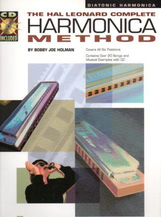 mundharmonika lærebog