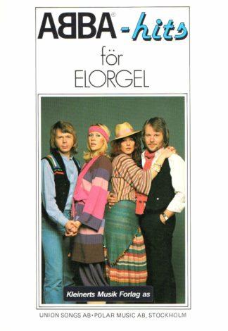 ABBA i trestemmig orgelssats med fodpedal