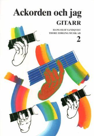 becifringsspil på guitar anden bog