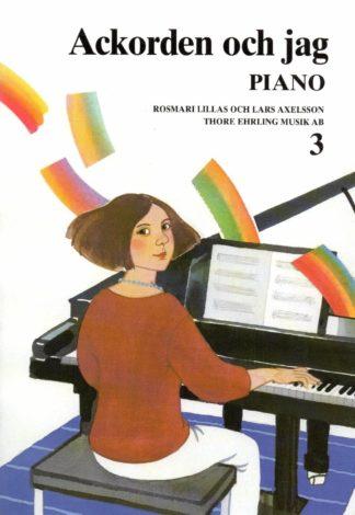 Ackorden och jag 3 (Piano)