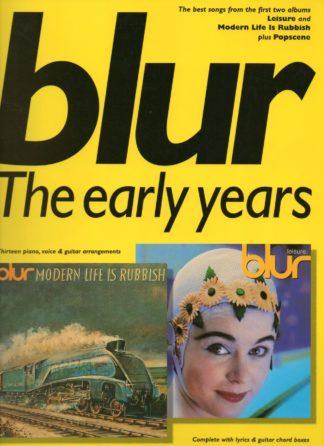 Blur noder