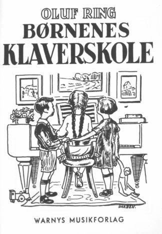 Oluf Rings legendariske klaverskole til børn