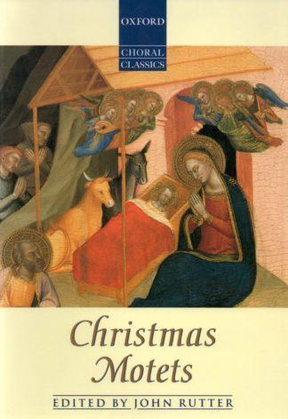 Christmas Motets af john rutter