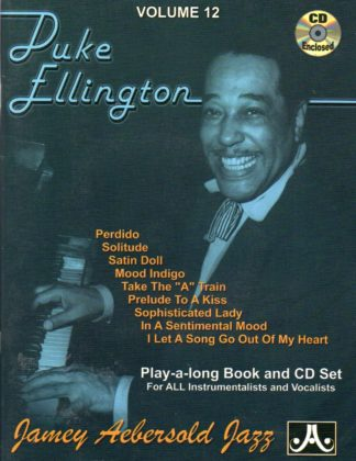 Aebersold Vol. 12: Duke Ellington