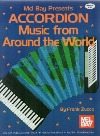 folkesange fra hele verden til harmonika