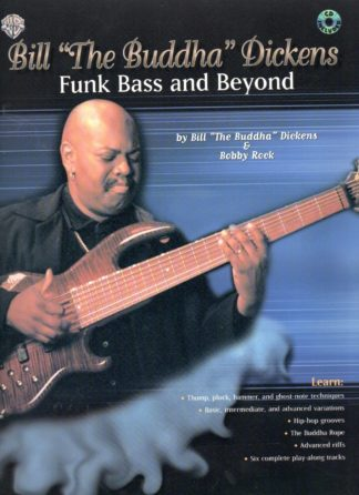 bill the buda dickens funk bass and beyond
