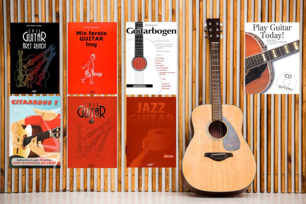 Guitarfagbøger
