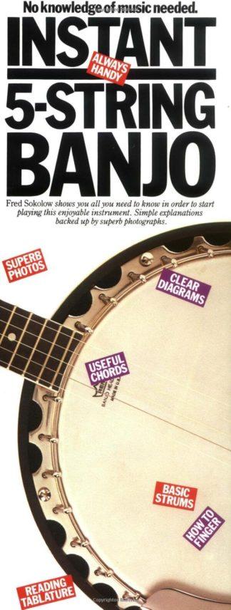 Kursus i femstrngs banjo