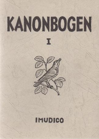 Imudicos kanonbogen 1 nodebog