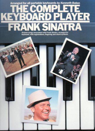 Frank sinatra for keyboard og solosang