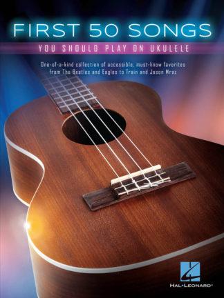 50 popsange perfekt til at spille på ukulele