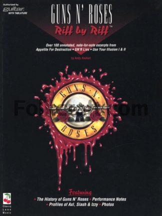 Guns N' Roses - Riff by Riff